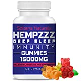 🐻250mg PER GUMMY of 100% pure hemp extract, 3mg of melatonin and 100 mg of Elderberry combine to create a natural method of calming anxious thoughts that delay your sleep. This quieting of your mind allows you to fall asleep faster and stay asleep th...