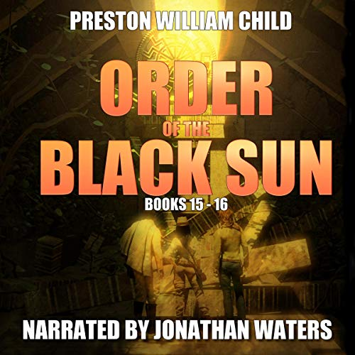 Order of the Black Sun: Books 15-16 Titelbild