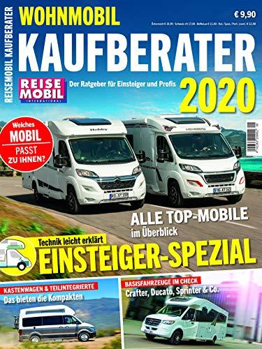 Reisemobil Kaufberater 2020: Ein Ratgeber für Einsteiger und Profis