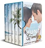 Meet Me in Myrtle Beach and More!: Hunt Family Series Complete 5-Book Box Set