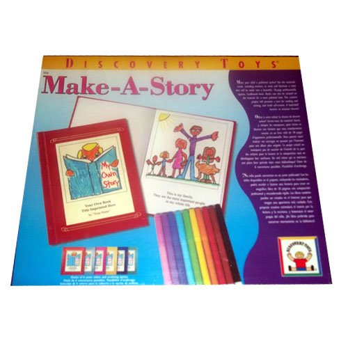 Discovery Toys Make A Story 3036