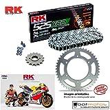 Kit de Transmision RK Honda CBR600F 2001-07 15/45-108