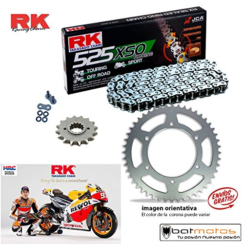 Kit de Transmision RK Aprilia RSV 1000 R/Factory 2004-10 15/40-106