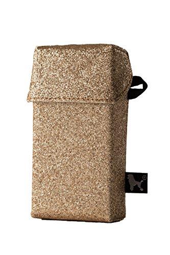 Smokeshirt® Club Pitillera para Cigarrillos de 100 mm de Largo, diseño de...