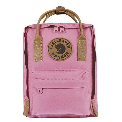 Fjallraven - Kanken No. 2 Mini Backpack for Everyday Use and Travel, Pink