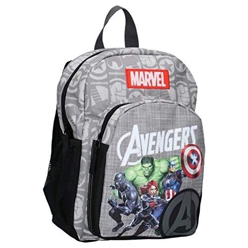 Marvel The Avengers Sac à Dos pour Enfants - Black...
