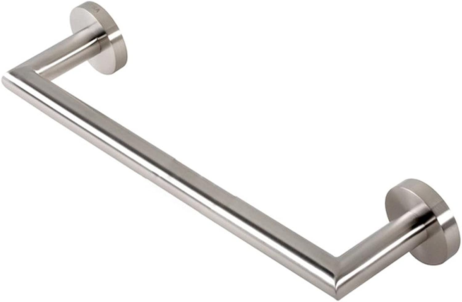 KHSKX Stainless steel 304 angle safety handrails, 32cm accessible toilet bathroom hand