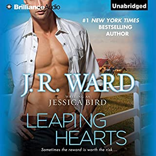 Leaping Hearts audiobook cover art