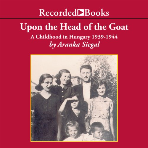 Upon the Head of the Goat audiobook cover art