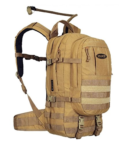 Source Assault Pack, Coyote