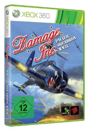 Damage Inc. - Pacific Squadron WWII [Importación alemana]