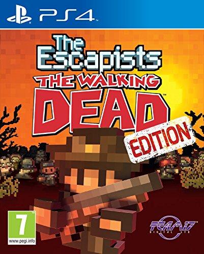The Escapists The Walking Dead - PlayStation 4 [Edizione: Regno Unito]