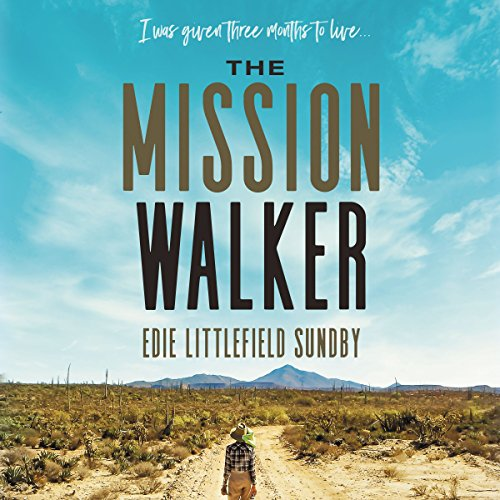 The Mission Walker audiobook cover art