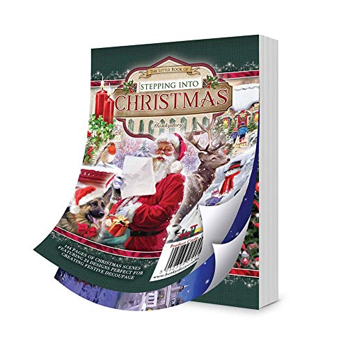 Hunkydory Little Book of Stepping Into Christmas - LBK235