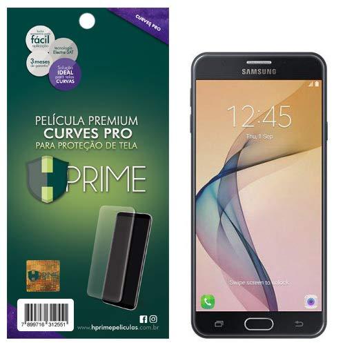 Pelicula HPrime Curves Pro para Samsung Galaxy J7 Prime, Hprime, Película Protetora de Tela para Celular, Transparente