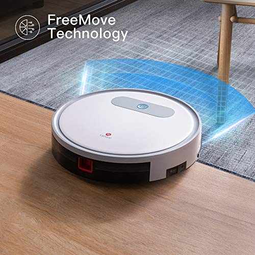 Lefant Robot Vacuum,Robotic Vacuum Cleaner, 1800Pa Power Suction, M300 Robotic Vacuums for Pet Hair, Hardwood Floors, Medium-Pile Carpets, Quiet
