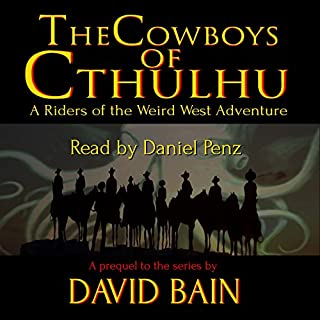 The Cowboys of Cthulhu cover art