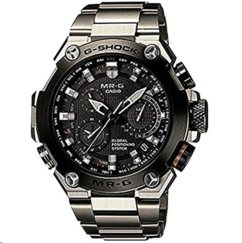 Casio G-Shock mr-g GPS Atomic Solar híbrida mrg-g1000mrgg1000d-1a