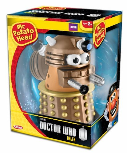 Mr. Potato - Versión Dalek Doctor Who - Señor Patata