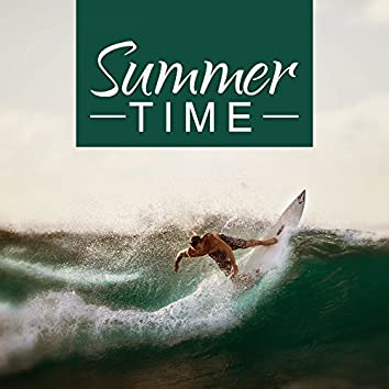 Summer Time – Beach Party, Chill Out Music, Cocktail Bar, Dance Floor, Hot Sun