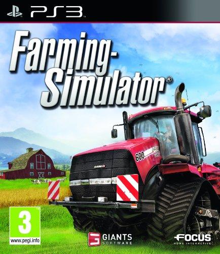 Farming Simulator 2013 (Playstation 3) [Edizione: Regno Unito]