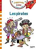 J'apprends à lire avec Sami et Julie - Les pirates