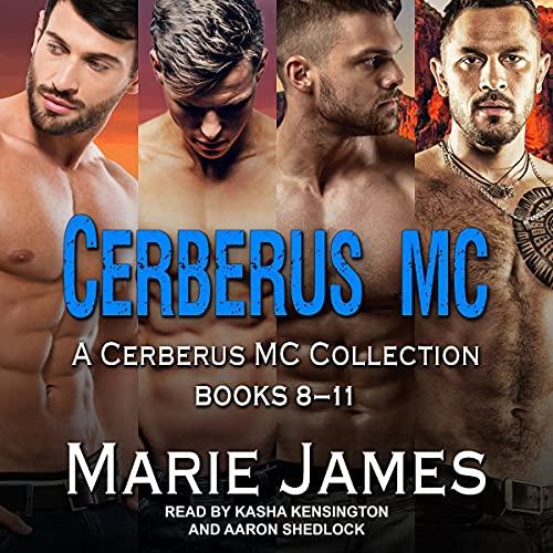 Cerberus MC, Box Set 3 cover art