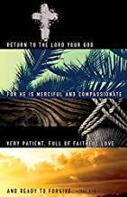 Return Lent Images Bulletin (Pkg of 50)