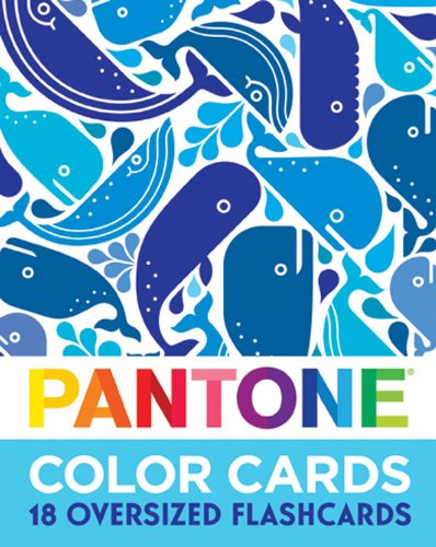 Pantone: Color Cards: 18 Oversized Flash Cards