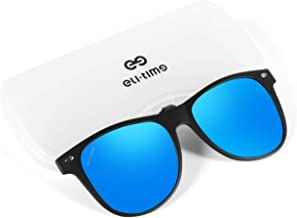 Amazon.es: suplementos de sol para gafas graduadas grandes