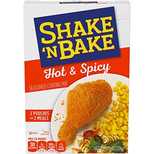 Kraft Shake n Bake - Hot & Spicy (135g)