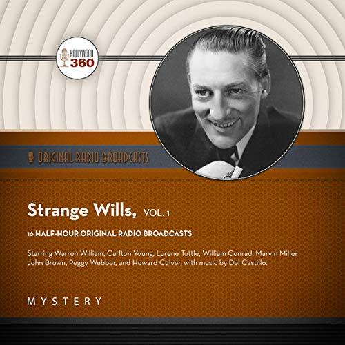 Strange Wills, Vol. 1  By  cover art