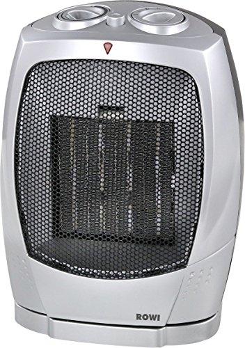 Rowi Heizlüfter HKH 1500/3/5 O 1500W 2 Heizstufen Heizgerät Heizer Elektroheizer