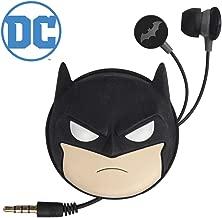 DC Comics Batman Earphones with Travel Case