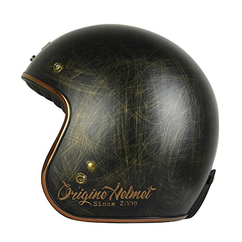 Origine Helmets - Caso para moto - Modelo Primo - Color bronce - Talla S