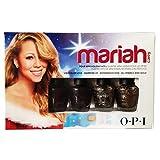 OPI Mini Nail Lacquer Set: Mariah Carey Four Mini Holiday Hits 2013 by OPI
