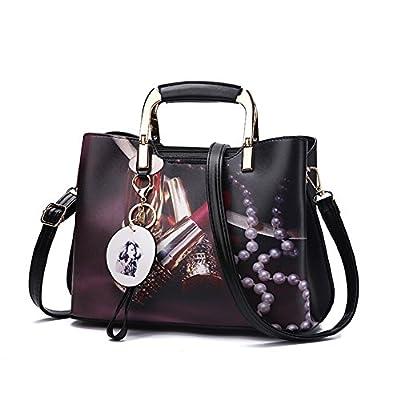 Nevenka Purses and Handbags for Women Top Handle Satchel Shoulder Bags Ladies Leather Totes