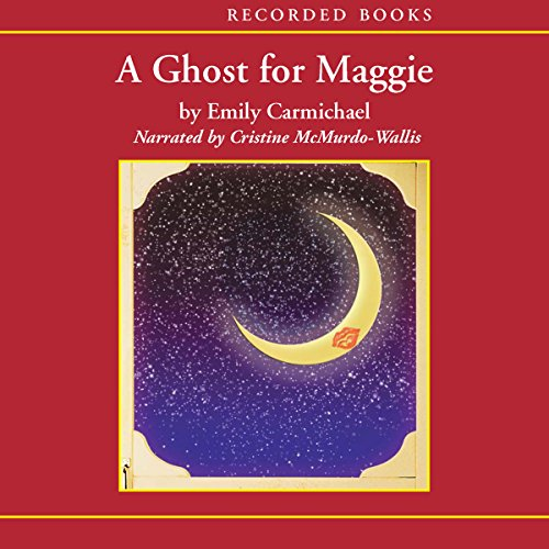 A Ghost for Maggie audiobook cover art