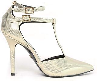 Amazon.com.mx  Dorado - Zapatillas   Zapatos  Ropa 25ec201c5797