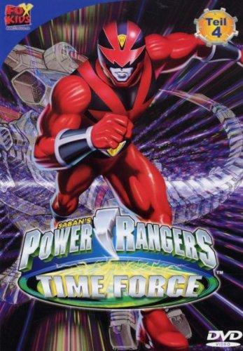 Power Rangers - Time Force - Vol. 4 [Edizione: Germania]