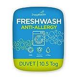 Snuggledown Freshwash Allergiker-Bettdecke, Baumwolle,