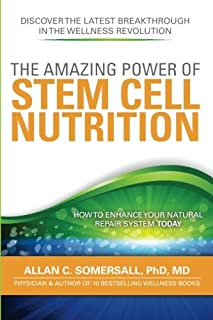Amazing Power of Stem Cell Nutrition: How to Enhance Your Natural Repair System Today