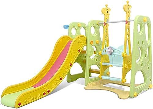 deportes calientes Thole Columpios Infantil Toboganes Niños Diapositiva Juguetes Juguetes Juguetes para Interior Exterior Parque JardíN Adecuado para Bebé De 1-10 años  ventas de salida
