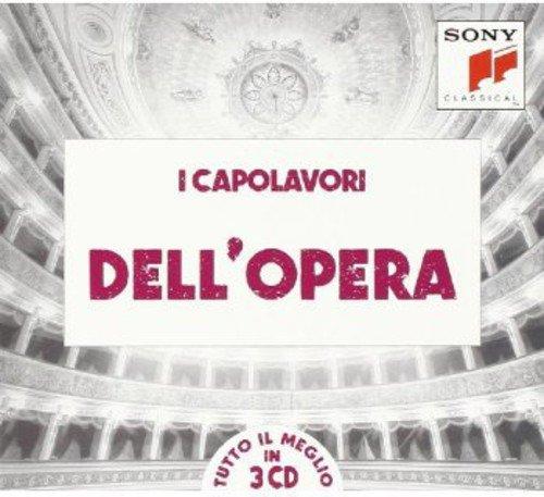 I Capolavori Dell'Opera [3 CD]