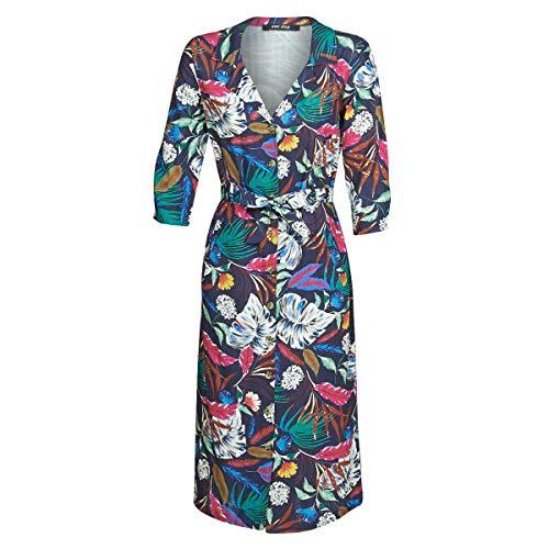 ONE STEP RAZIELLA Jurken dames Multicolour - DE 40 (EU 42) - Lange jurken