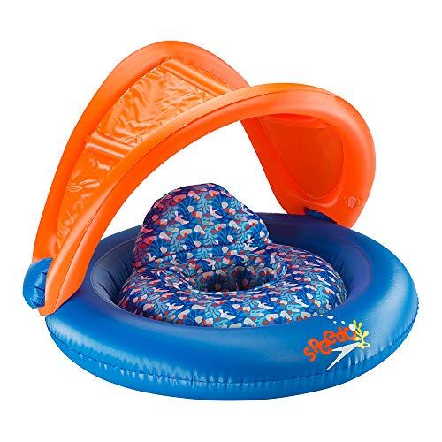 Speedo Baby Swim Flotation Baby Cruiser With Canopy Begin to Swim