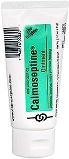 Calmoseptine Diaper Rash Ointment Tube, 2.5 Oz (Pack Of 2)