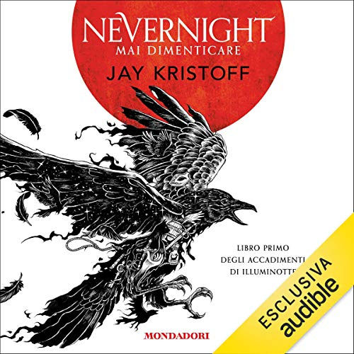 Mai dimenticare. Nevernight cover art