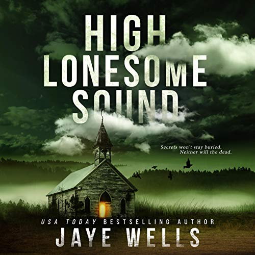 High Lonesome Sound audiobook cover art
