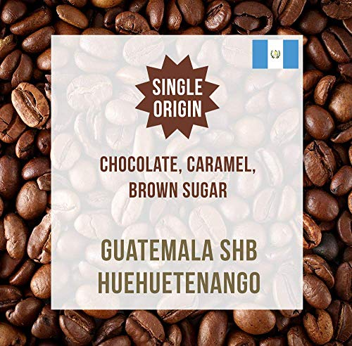 Guatemala SHB Huehuetenango 1KG - Single Origin Kaffeebohnen - Coffee World
